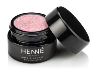 Henné Rose Diamonds Exfoliator - 10 ml